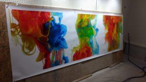 Custom Printed Canvas
