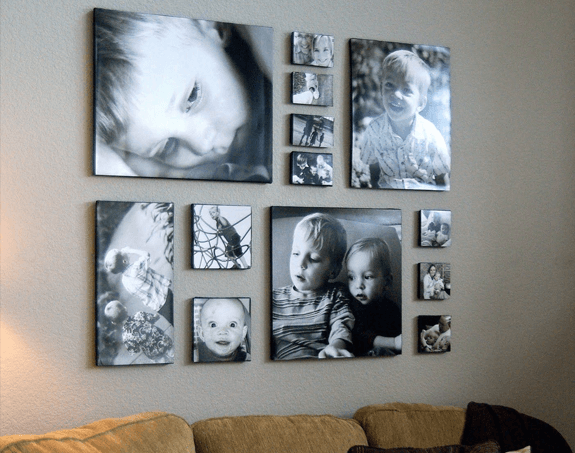 Canvas Prints Wall Collage